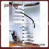 circular stair wrought iron / outdoor spiral staircase prices