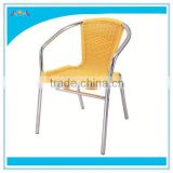 Outdoor used beach chair with sun canopy