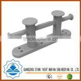 High quality Marine aluminium alloy cleat and boat deck mooring cleats