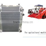 NICE!! Aluminum plate-fin hydraulic oil cooler,oil cooler,heat exchanger for agricultural machinery