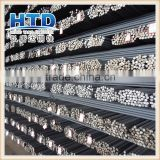 steel rebar, deformed steel bar, iron rods from tangshan factory price/building rebar                                                                         Quality Choice