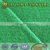Green boiled wool fabric for fashion appreal