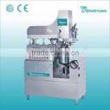 Alibaba China vacuum emulsifying mixer with homogenizer, heating (for cream,lotion,paste, ointment.)