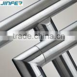 Stainless steel railing systems, stainless steel handrail systems, railing fittings, railing components, railing accessories
