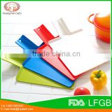 New designed flexible and foldable polypropylene plastic cutting board for kitchen                                                                         Quality Choice