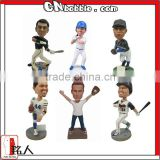 Sports Theme and Resin Material custom bobble head