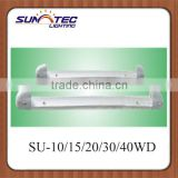 T8 fluorescent lamp holder