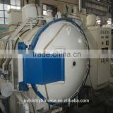 <b>Horizontal</b> double <b>chamber</b> vacuum quenching furnace,solid solution vacuum furnace,titanium alloy vacuum quenching furnace