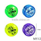 Colorful YOYO build-in twin-clutch with light