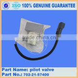 loader wa320-5 valve ass'y orbitrol 419-64-35102 for wa320-5 vavle assy, loader original vavle