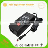 china 12V 3-5A 24V 1.5-2.5A UL/FCC/RoHS 60W Laptop Power Adapter buy from china online