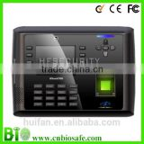 Alibaba Portuguese ID Card Reader Fingerprint Scanner GSM 3G Employee Biometric Time Attendance (HF-iclock700)