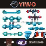 cheap price 6x4 heavy truck rear axle 6x4 heavy truck rear axle China Leading manufacturer