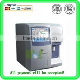 Latest Medical Full-auto blood Hematology analyzer with CE ISO Certificates plus Manufacture price