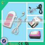 Portable Home-care Hot Selling High Resolution Durable Medical Equipment Baby Heart Rate Monitor Fetal Doppler