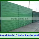 Anping factory Anti Noise Panel/ sound barrier wall /highway soundproof wall                                                                         Quality Choice
