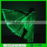 New arrival optic fiber led fairy belly dancing isis wings                                                                         Quality Choice