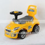 baby riding toy car,baby plastic swing car