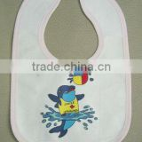 Promotional Baby Bib Heat Transfer Sticker
