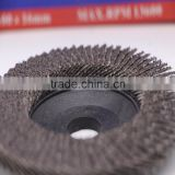 Sharp Calcine aluminum Oxide Abrasive for power tool, flap disc for metal polishing made in linyi