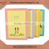 Production Line Cheap Custom School Exercise Small Size Cheap Bulk Blank Paper Notebook