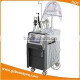 Multi Functional Oxygen Jet Improve Skin Texture Facial Machines With Mask Oxygenated Water Machine