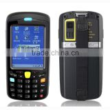 3.5 inch TFT LCD touch screen win ce barcode terminal data collection device