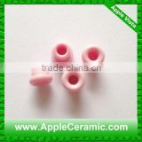 Al2O3 Ceramic Yarn Guides Eyelet Textile Ceramic for Textile Machinery