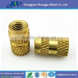 China factory supply high-end quality China Manufacturer Brass Insert Nut M4
