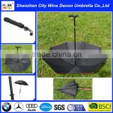 large sun and rain straight umbrella/anti uv protection sun umbrella/japanese samurai sword umbrella wholesale clear