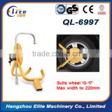 Wheel Clamp with Lock & Key Lockable Vehicle Wheel Clamps Tyre Lock