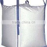 PP u-panel breathable bulk bag with overlock and chain stitch/breathable bulk bag with open top