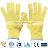 10 Gauge Para aramid Fire Retardant FR EN 3 Cut Resistant Gloves