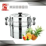 stainless steel steamed bun steamer hot selling products
