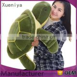 2016 wholesale newest large size sea animal plush turtle toy child toy