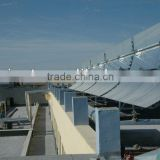Solar hot water system-absorption chiller