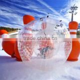 PVC Custom Inflatable Zorb Ball Human bowling ball China Supplier