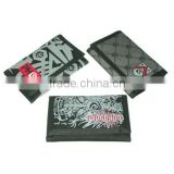 Wholesale in china nylon wallet with zipper , man's wallet