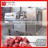High quality meat cube cutting machine/meat cubing machine/meat dicing machine