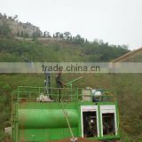 Chinese afforestation hydraulic Spraying seeds Machine and seeder for greening