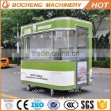 Mobile shop and mobile shop counter for sale.