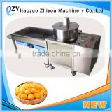 ZY Commercial automatic caramel popcorn making popper line /oil corn popping machine for sale(whatsapp:0086 15639144594)