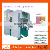 Automatic paper punching machine, Calendar eyelet punching machine, paper hole punching machine
