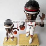 plastic basketball bobblehead figurines,Custom made plastic bobblehead figurine,bobblehead Plastic figurine toy