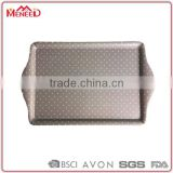 Bulk buy from china OEM/OEM welcome metallic airline superior cpet food tray container, party tray