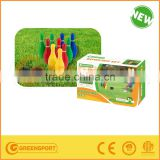 wholesale bowling balls bowling game pins outdoor bowling toy