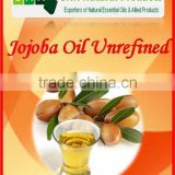 Pure Jojoba Oil Unrefined