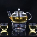 Glass coffee set glass tea set wholesale coffee set in hotel and resturant  coffee bottle
