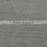 White BR eyelet infusion cloth /spunlaced non-woven fabric