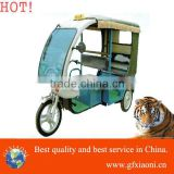 New folding electric tricycle